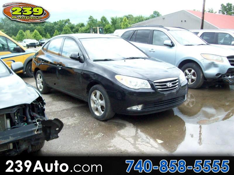 2010 Hyundai Elantra 4dr Sdn Auto SE