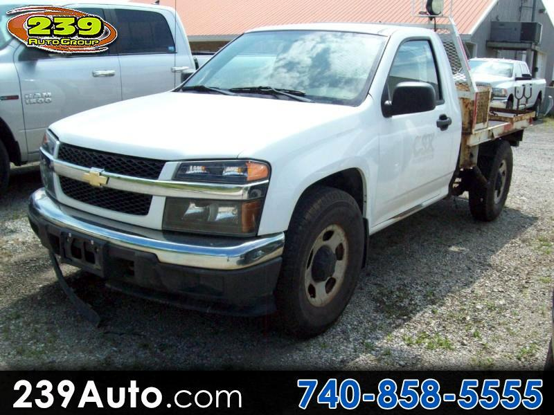 2011 Chevrolet Colorado 4WD Reg Chassis Cab Work Truck