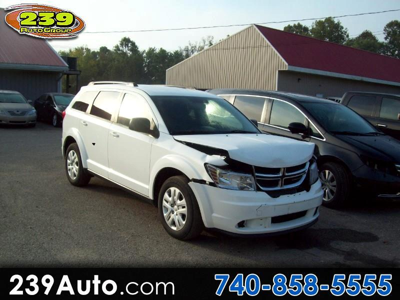 2016 Dodge Journey AWD 4dr SE