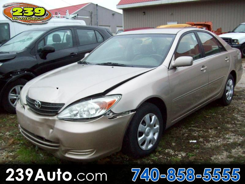 2003 Toyota Camry 4dr Sdn XLE Auto (Natl)