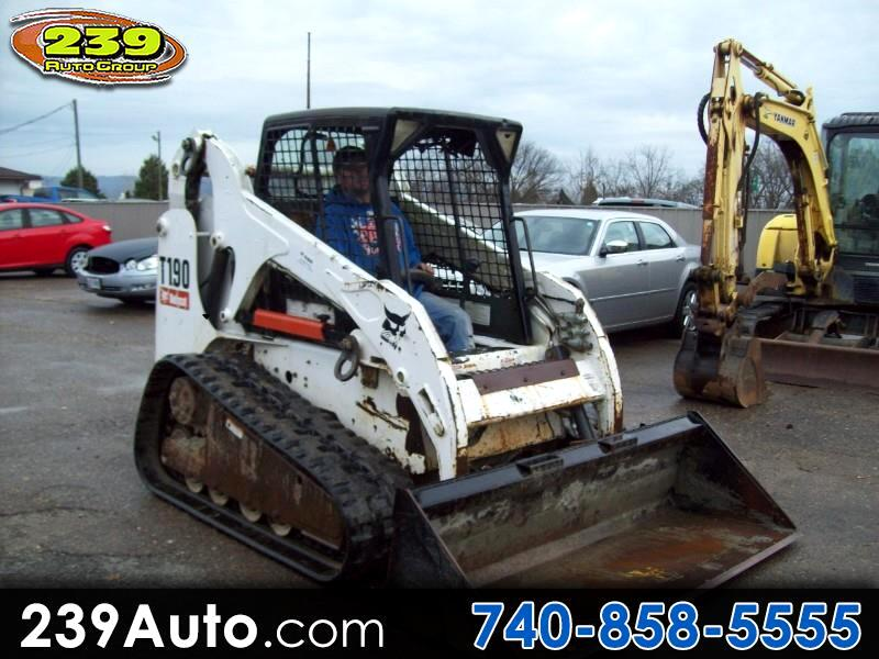 Bobcat T190 Skid Steer  2007