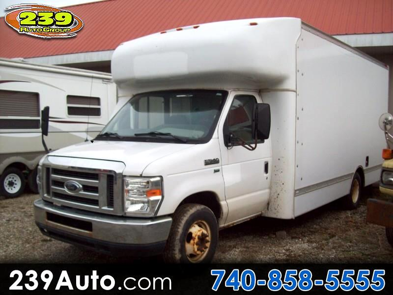 "Ford Econoline Commercial Cutaway E-350 Super Duty 138"" 5-Spd SRW 2010"