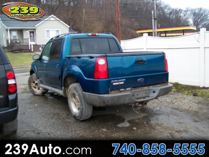 "Ford Explorer Sport Trac 4dr 126"" WB 4WD Premium 2002"