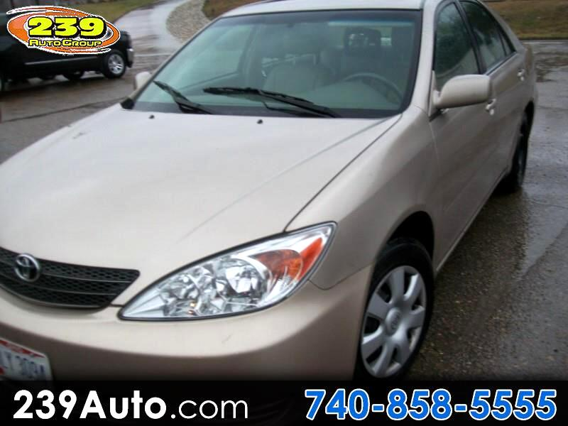 Toyota Camry 4dr Sdn XLE Auto (Natl) 2002
