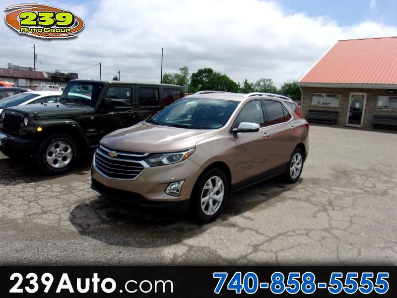 Used 2019 Chevrolet Equinox Awd 4dr Premier W 1lz For Sale In W