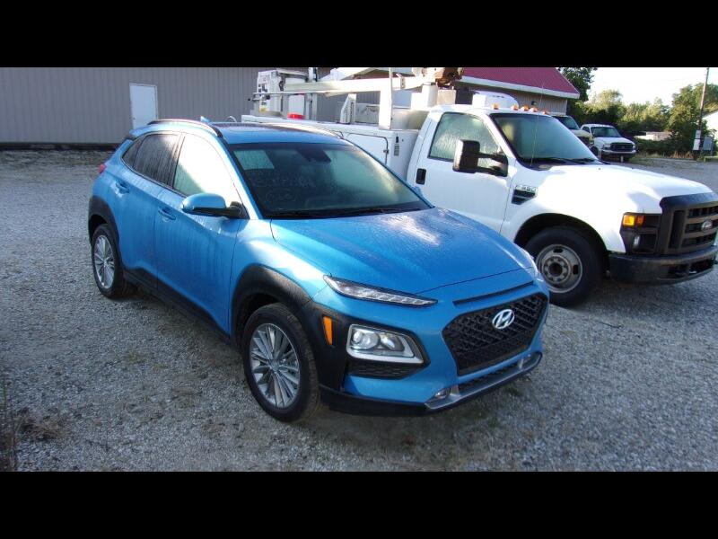 Hyundai Kona SEL Plus Auto AWD 2020