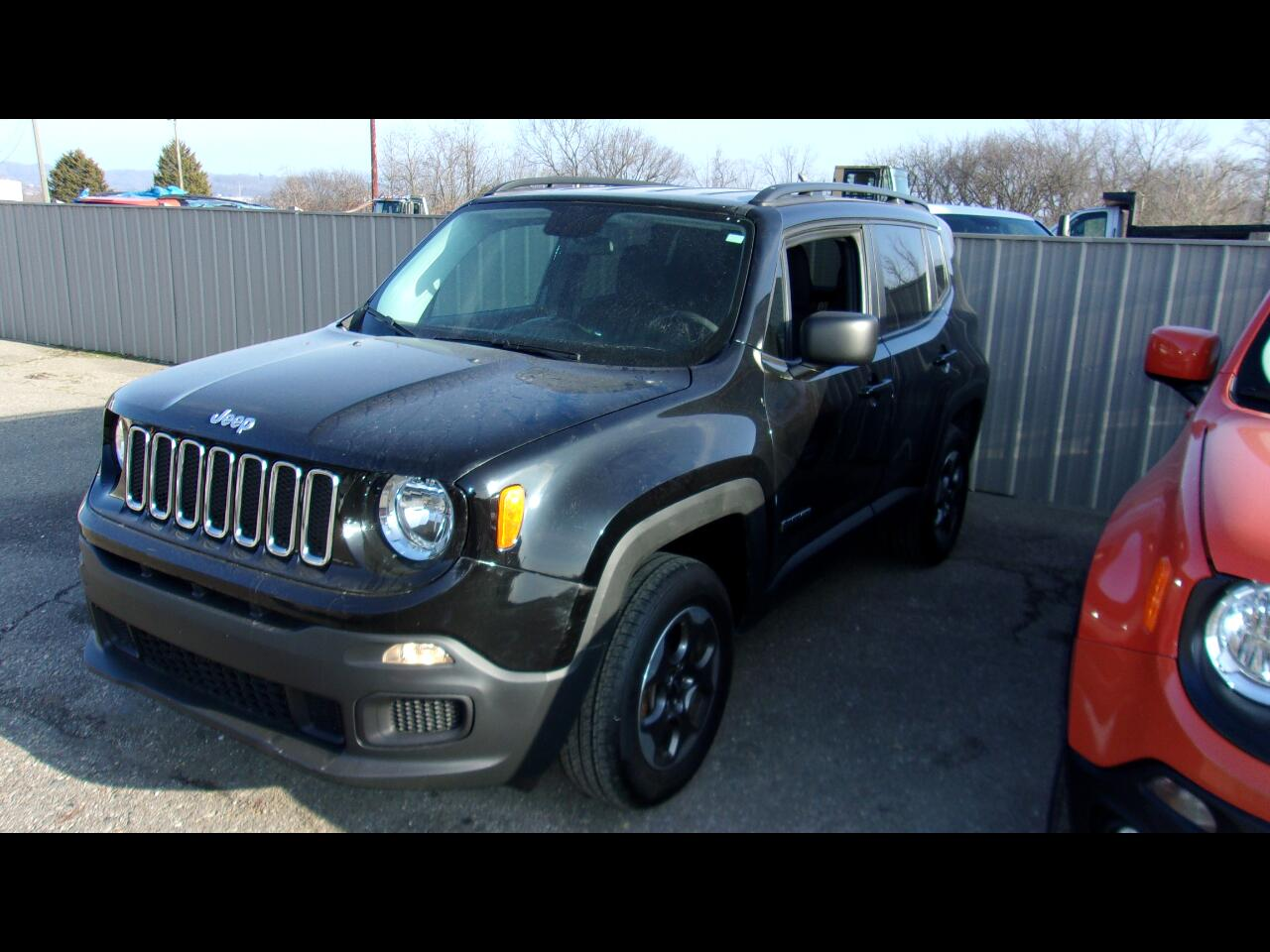 Jeep Renegade 4WD 4dr Sport 2016