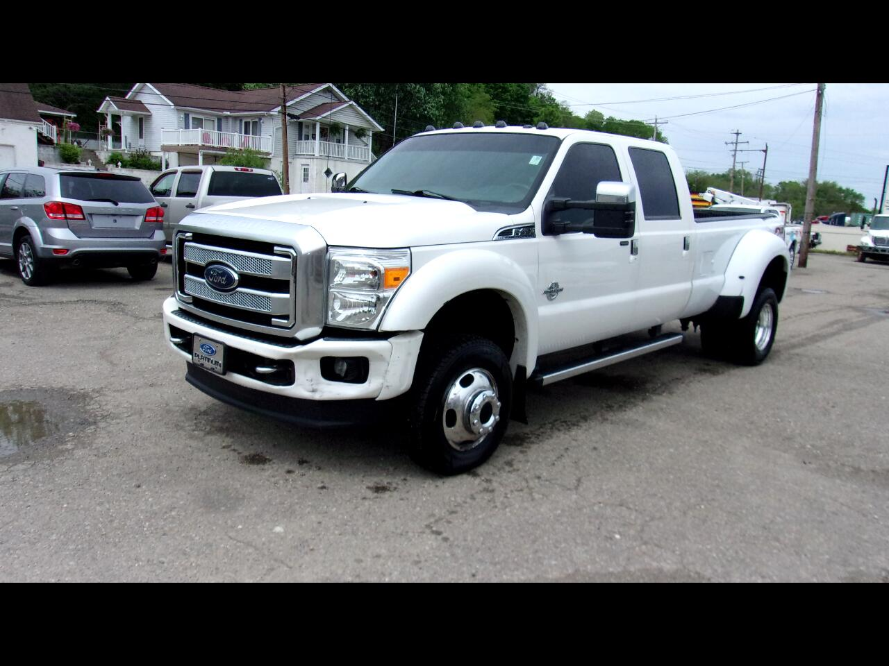 "Ford Super Duty F-450 DRW 4WD Crew Cab 172"" Platinum 2014"