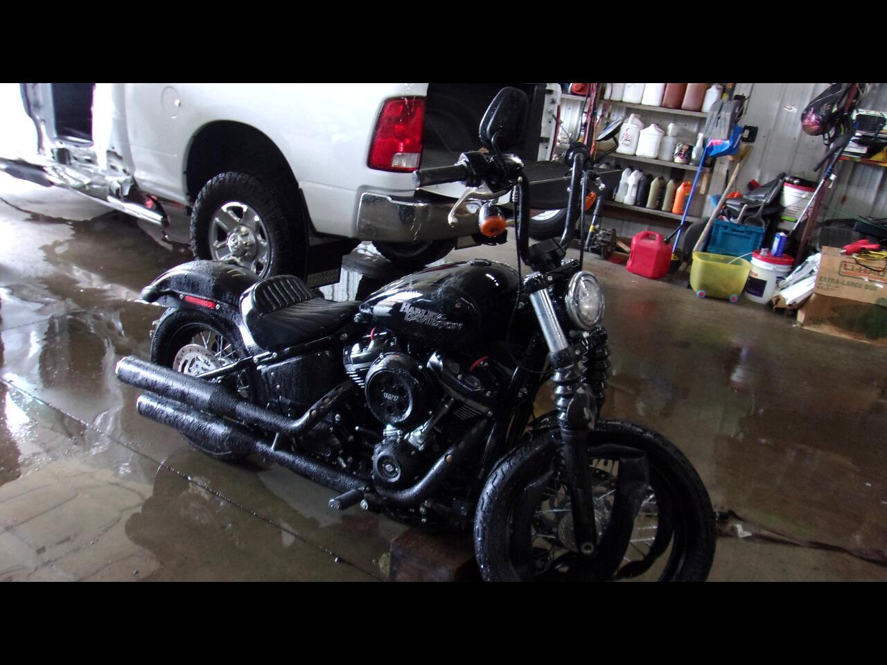 Harley-Davidson FXBB Street Bob  2020