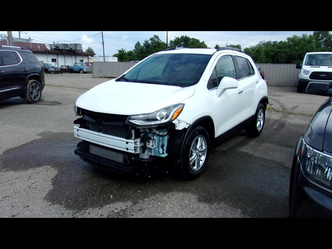 Chevrolet Trax FWD 4dr LT 2018
