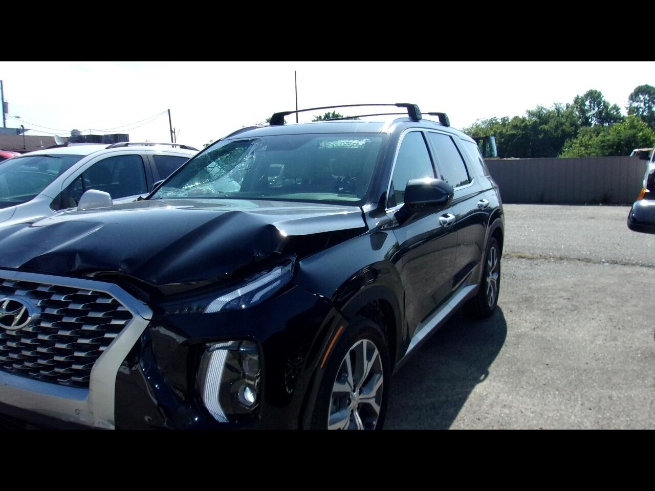 Hyundai Palisade SEL AWD 2021