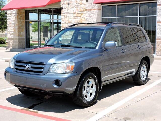 2006 Toyota Highlander Limited V6 2WD