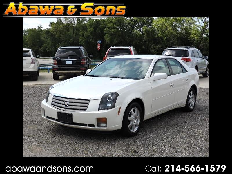 Cadillac CTS 2005 for Sale in Wylie, TX
