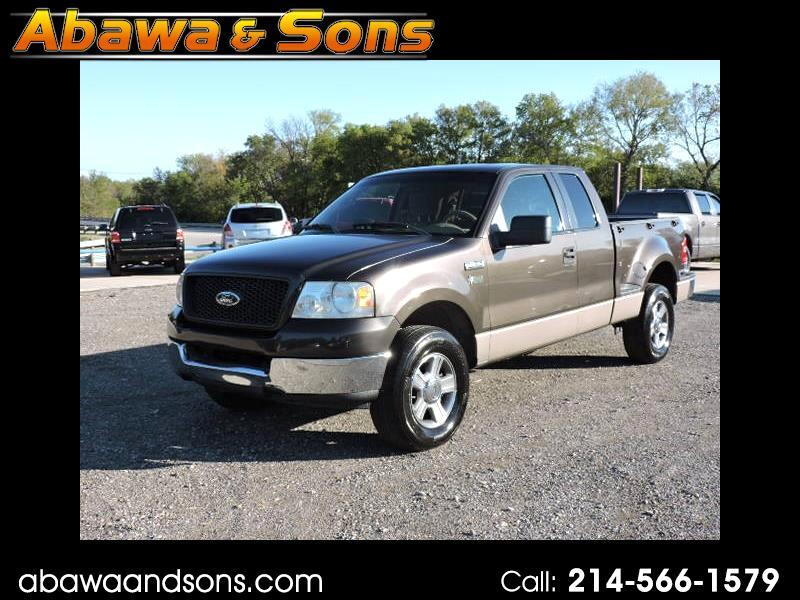 2005 Ford F-150 XLT SuperCab Flareside 2WD