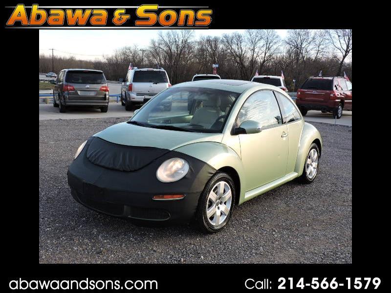 Volkswagen New Beetle 2.5L 2007