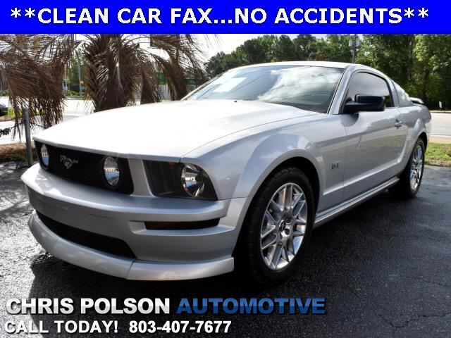 2005 Ford Mustang GT Premium