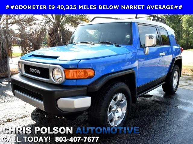 2007 Toyota FJ Cruiser 4X4 Convenience &  Locking Rear Diff Packages