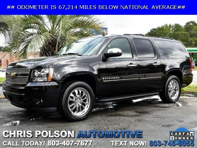 Cool Used 2008 Chevrolet Suburban Ltz For Sale In Columbia Sc Ncnpc Chair Design For Home Ncnpcorg
