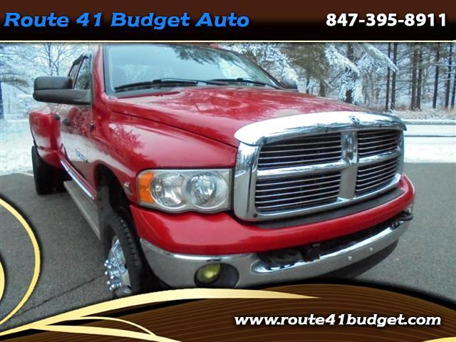 2004 Dodge Ram 3500 ST Quad Cab 4WD DRW