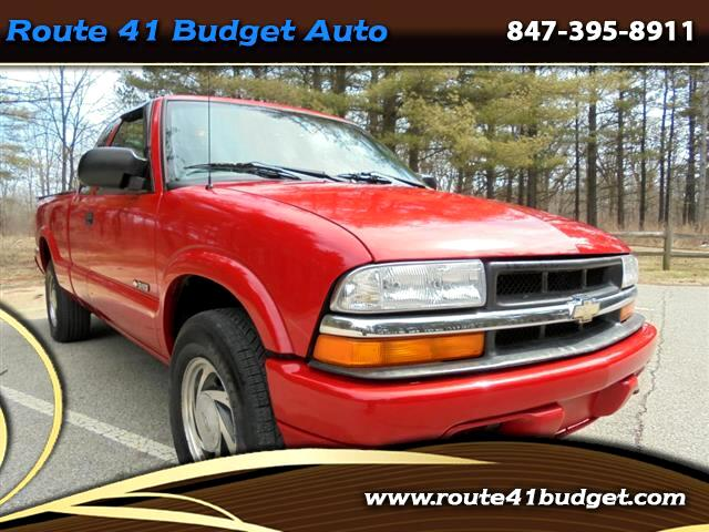 Used Chevrolet S 10 For Sale Chicago Il From 1295 Cargurus
