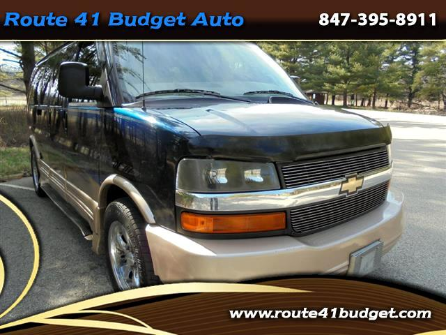 2005 Chevrolet Express Passenger Southern Cmfort Edition with Wheelchair Lift