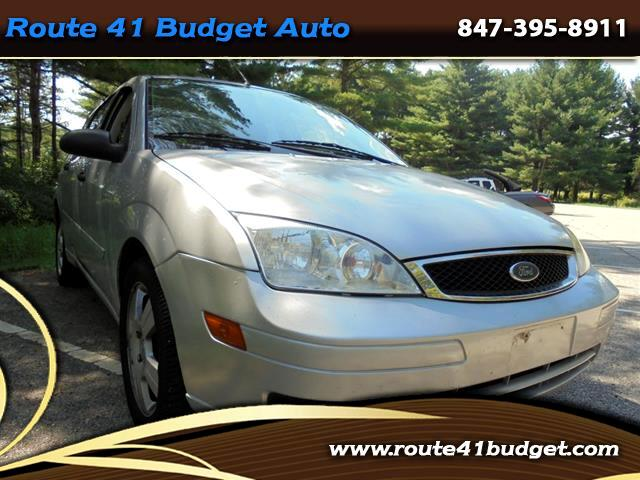 2005 Ford Focus ZX5 S