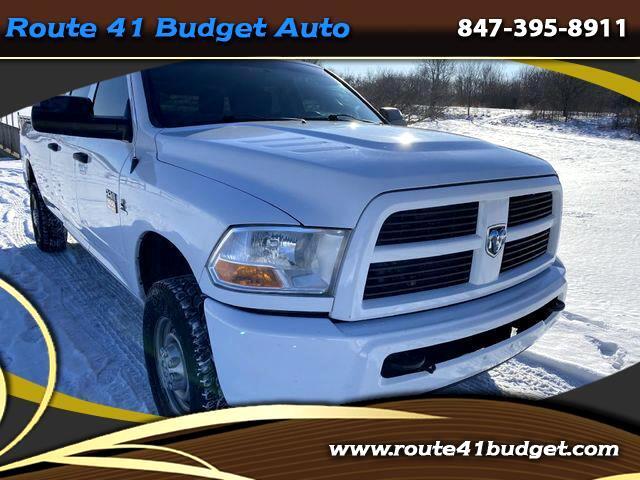 Dodge 3500  2012