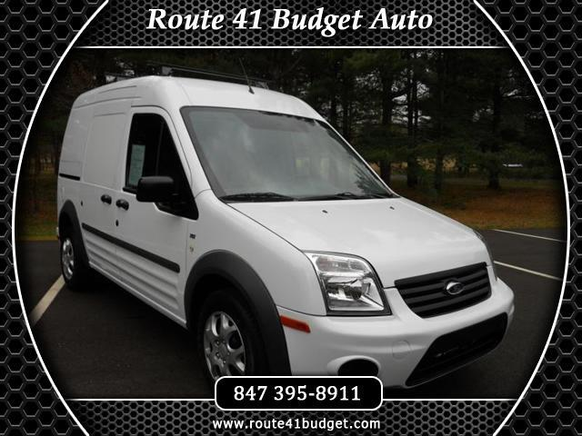 2011 Ford Transit Connect 114.6'' XLT W/O SIDE OR REAR D