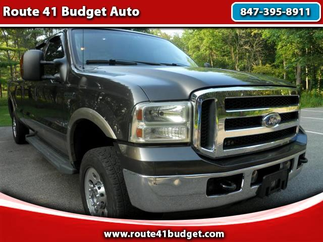 2006 Ford F-250 Diesel SUPER DUTY