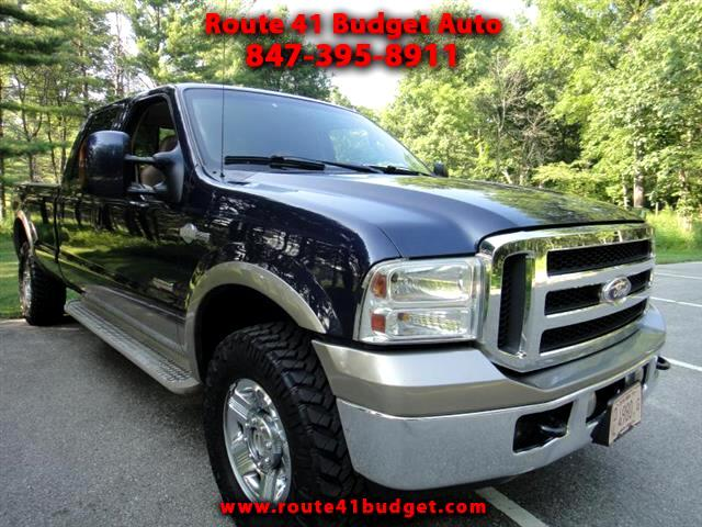 2006 Ford F-350 SD KING RANCH SUPER DUTY CREW CAB