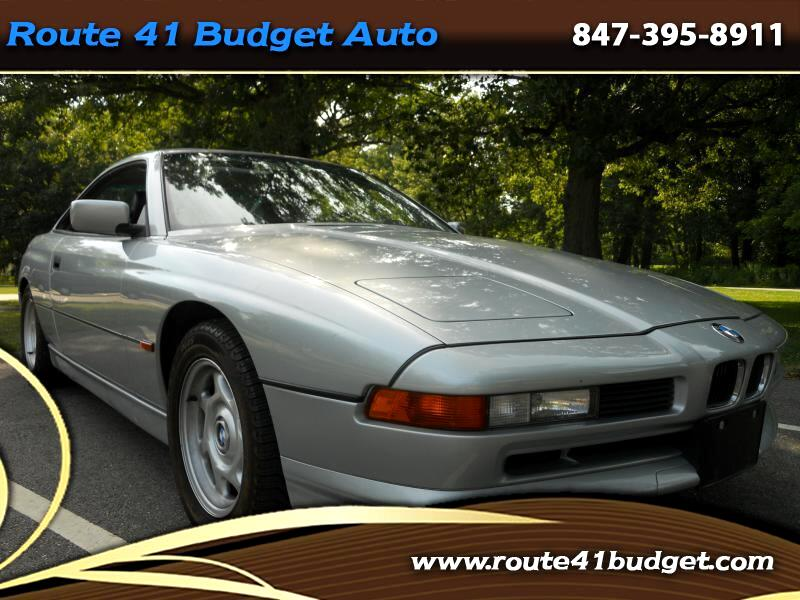 1997 BMW 8-Series CI AUTOMATIC