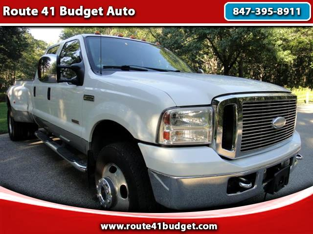 2006 Ford F350 SUPER DUTY  DIESEL CREW CAB