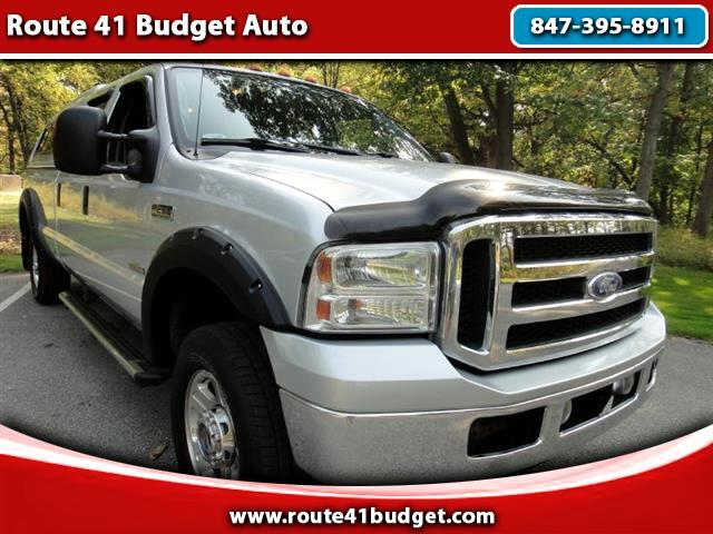 2006 Ford F-250 SD SUPER DUTY  DIESEL