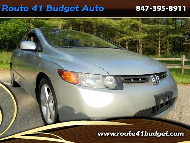 2006 Honda Civic EX Coupe AT