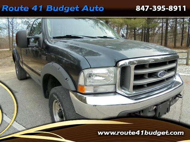 2004 Ford F-250 SD XL SuperCab 4WD