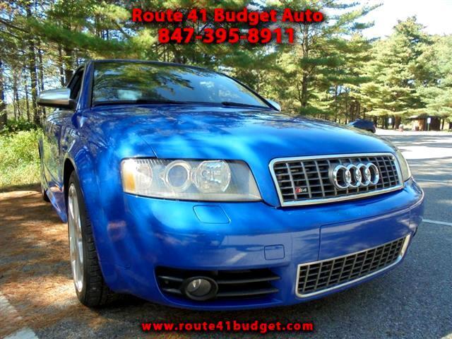 Audi S4 Sport Sedan 2005