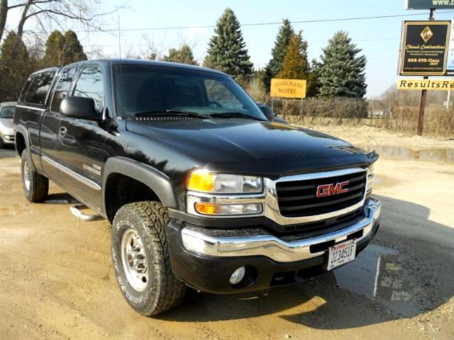 2003 GMC Sierra 2500HD EXT CAB Turbo Diesel