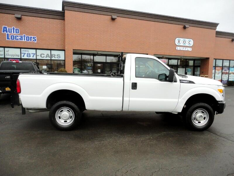 Ford F-250 SD XL Reg. Cab 4WD 2015