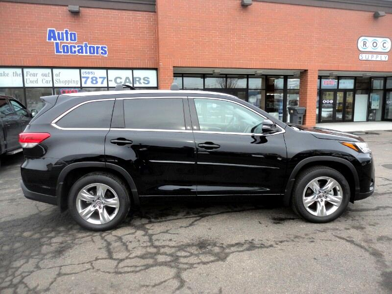 Toyota Highlander Limited AWD V6 2019