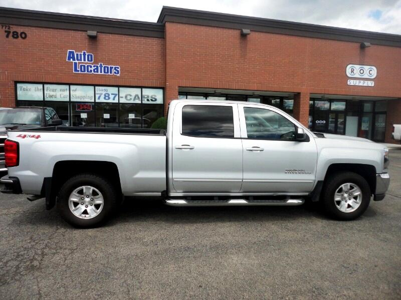 Chevrolet Silverado 1500 LT Crew Cab Long Box 4WD 2018