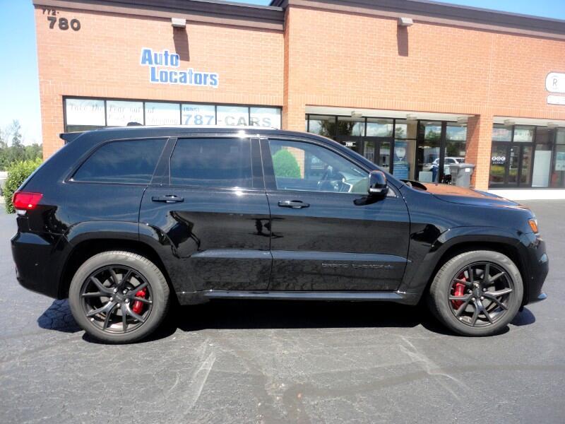 Jeep Grand Cherokee SRT 4WD 2018
