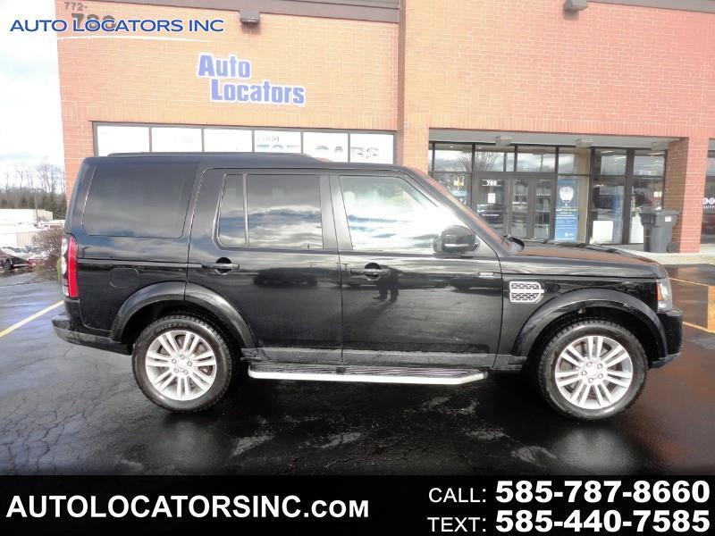Land Rover LR4 HSE Luxury 2015