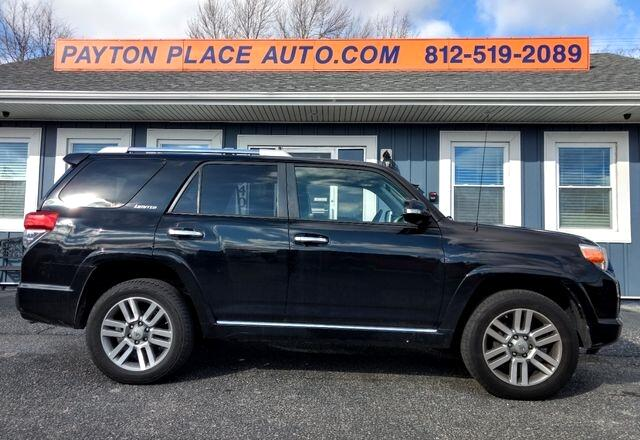 2010 Toyota 4Runner Trail 4WD