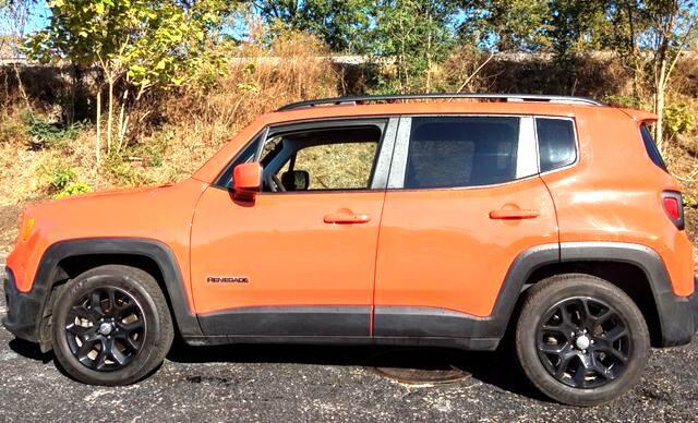 2018 Jeep Renegade Latitude FWD