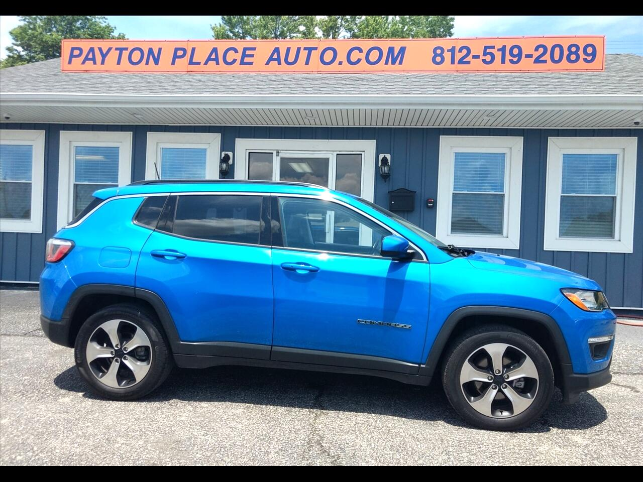 Jeep Compass Sport FWD 2017