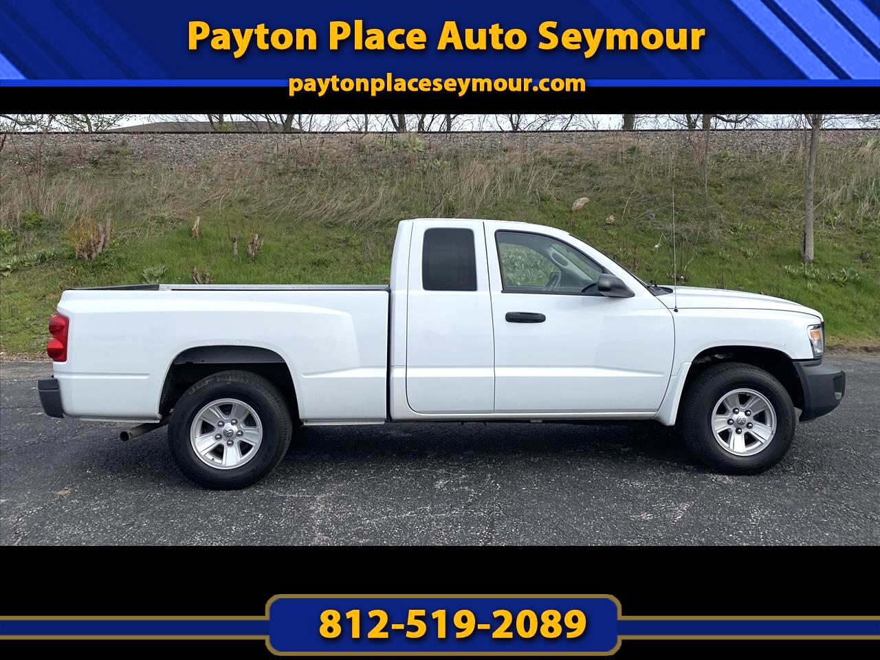 Dodge Dakota 2WD Ext Cab SXT 2008