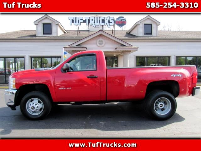 2011 Chevrolet Silverado 3500HD Regular Cab Dual Wheel 4x4