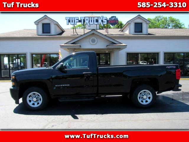 2014 Chevrolet Silverado 1500 Regular Cab 4x4