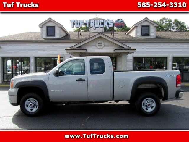 2009 GMC Sierra 2500HD 4WD EXTENDED CAB