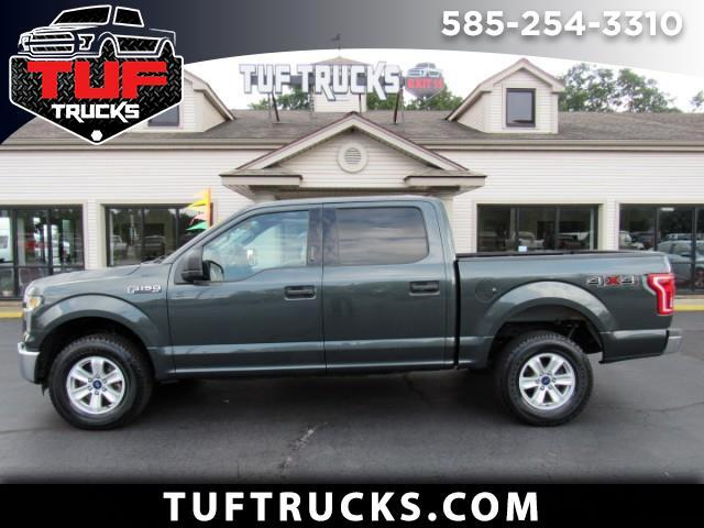2015 Ford F-150 XLT SuperCrew 4x4 5.0L